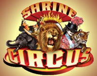 Small Shrine Circus Logo