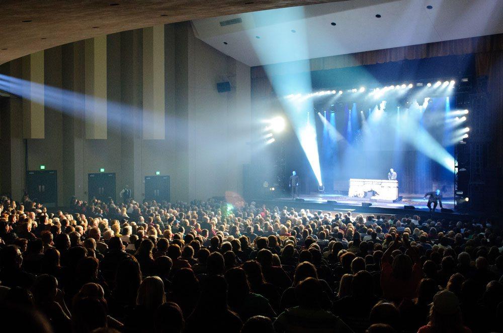 Blue Man Group Concert Image